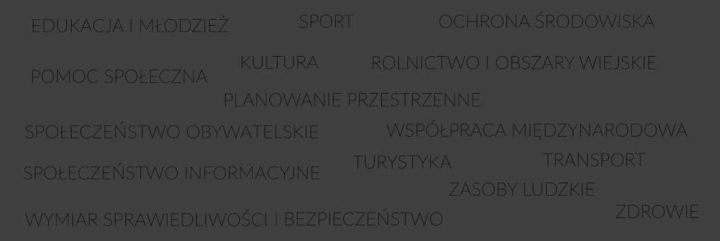 PONAD 500 PROGRAMÓW PODZIELONYCH NA KATEGORIE TEMATYCZNE