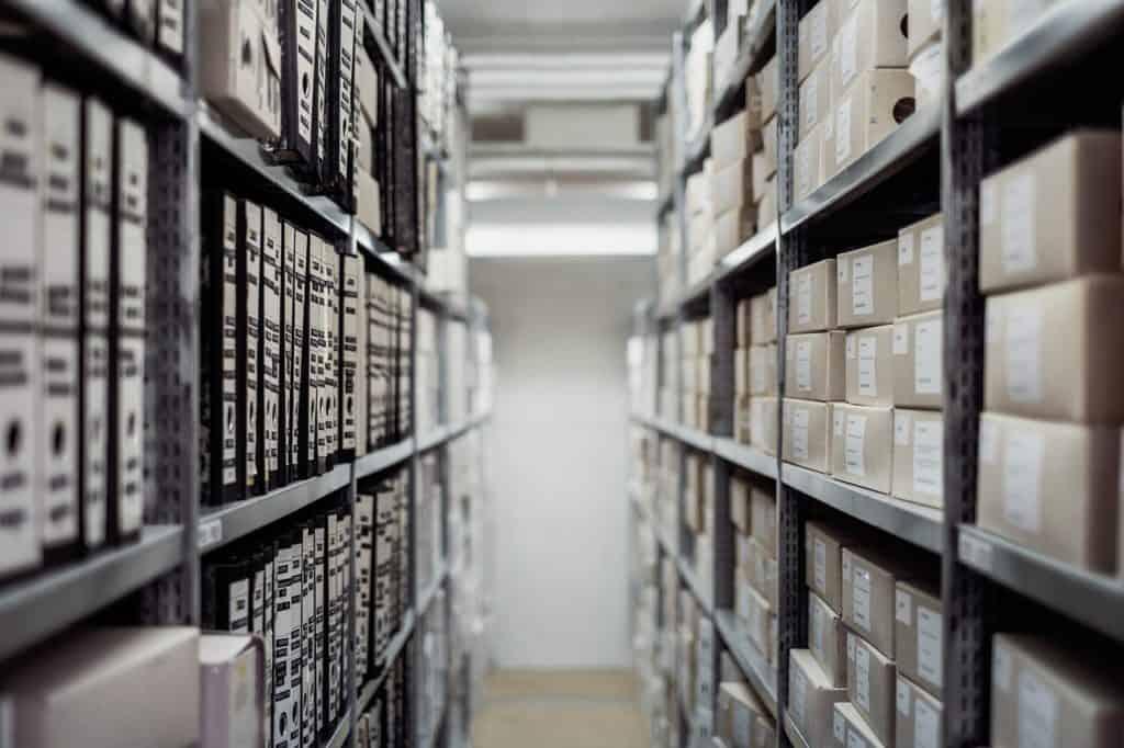 Wspieranie działań archiwalnych