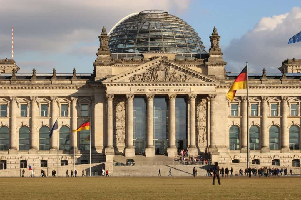Bundestag International Parliamentary Scholarships