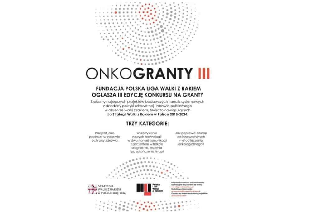 Onkogranty III: Poprawa sytuacji pacjenta