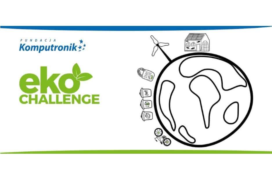 Eko Challenge – Pokażcie nam jak Wasza szkoła może być eko!