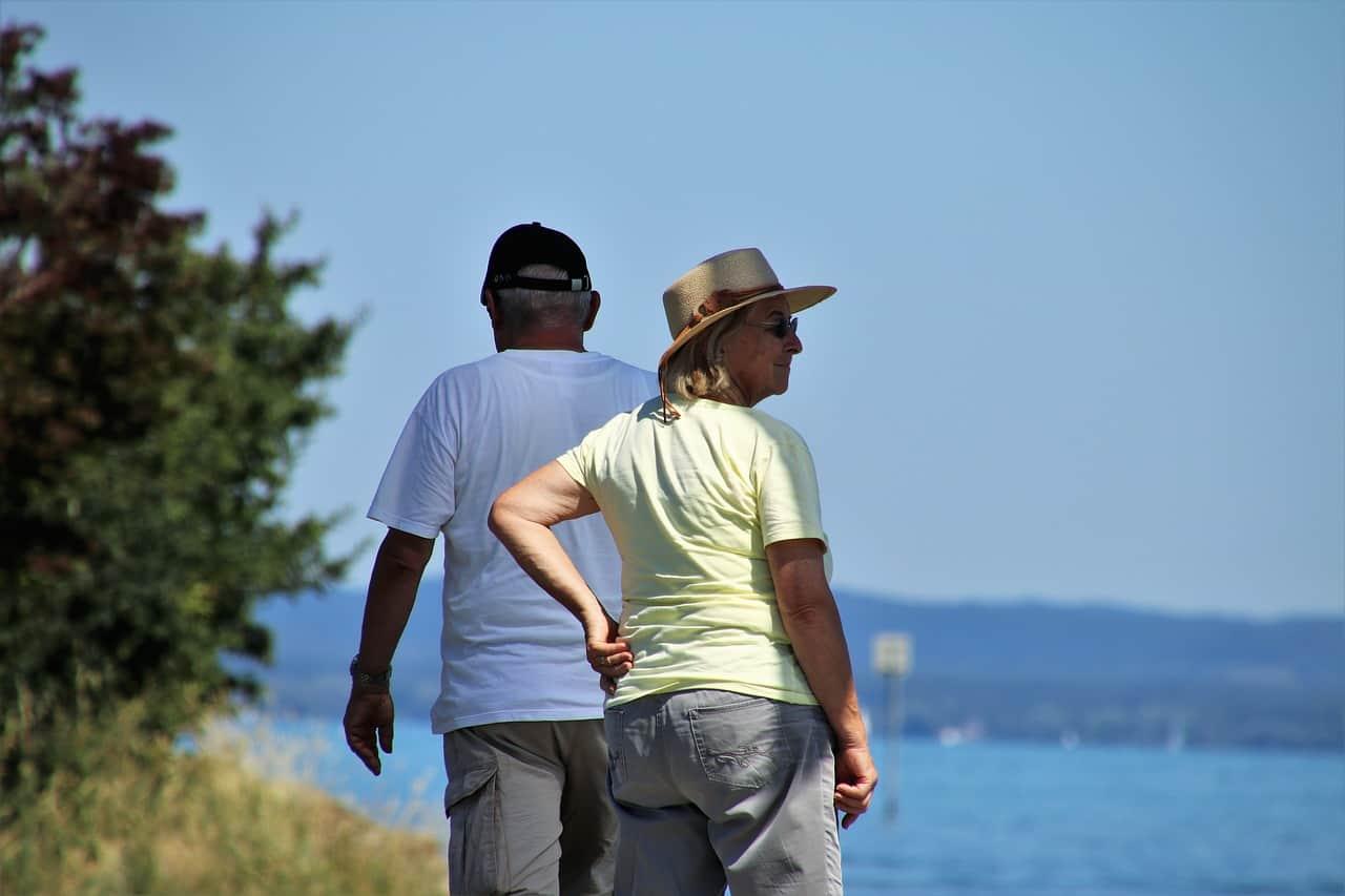 Wspieranie aktywności seniorów