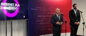 Źródło: Ministerstwo Cyfryzacji (MC), www.gov.pl/web/cyfryzacja