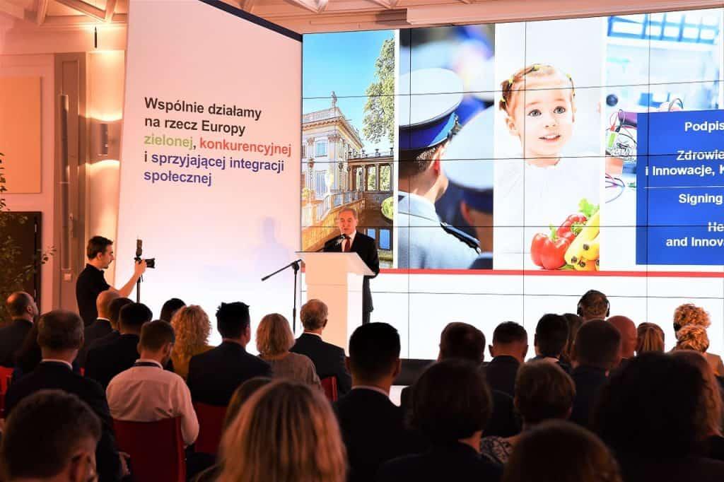 Minister Kowalczyk: Fundusze norweskie i EOG to istotne instrumenty wspierające ochronę środowiska w Polsce