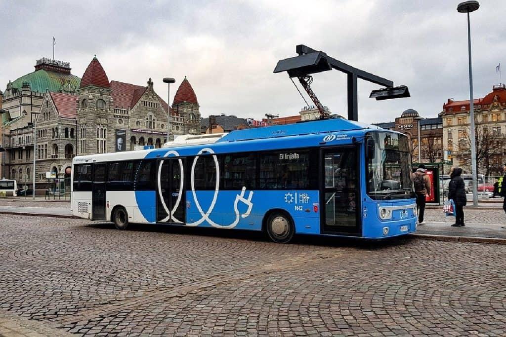 Zielony transport publiczny (Faza I)