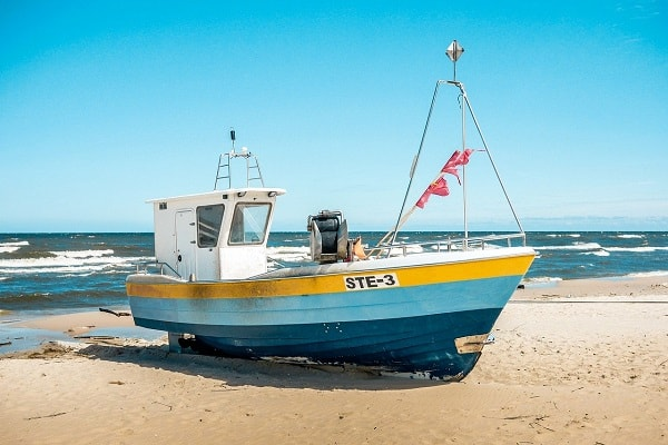 Pomoc dla rybaków w związku z zakazem połowu dorsza. W marcu kolejny nabór na 22,5 mln zł