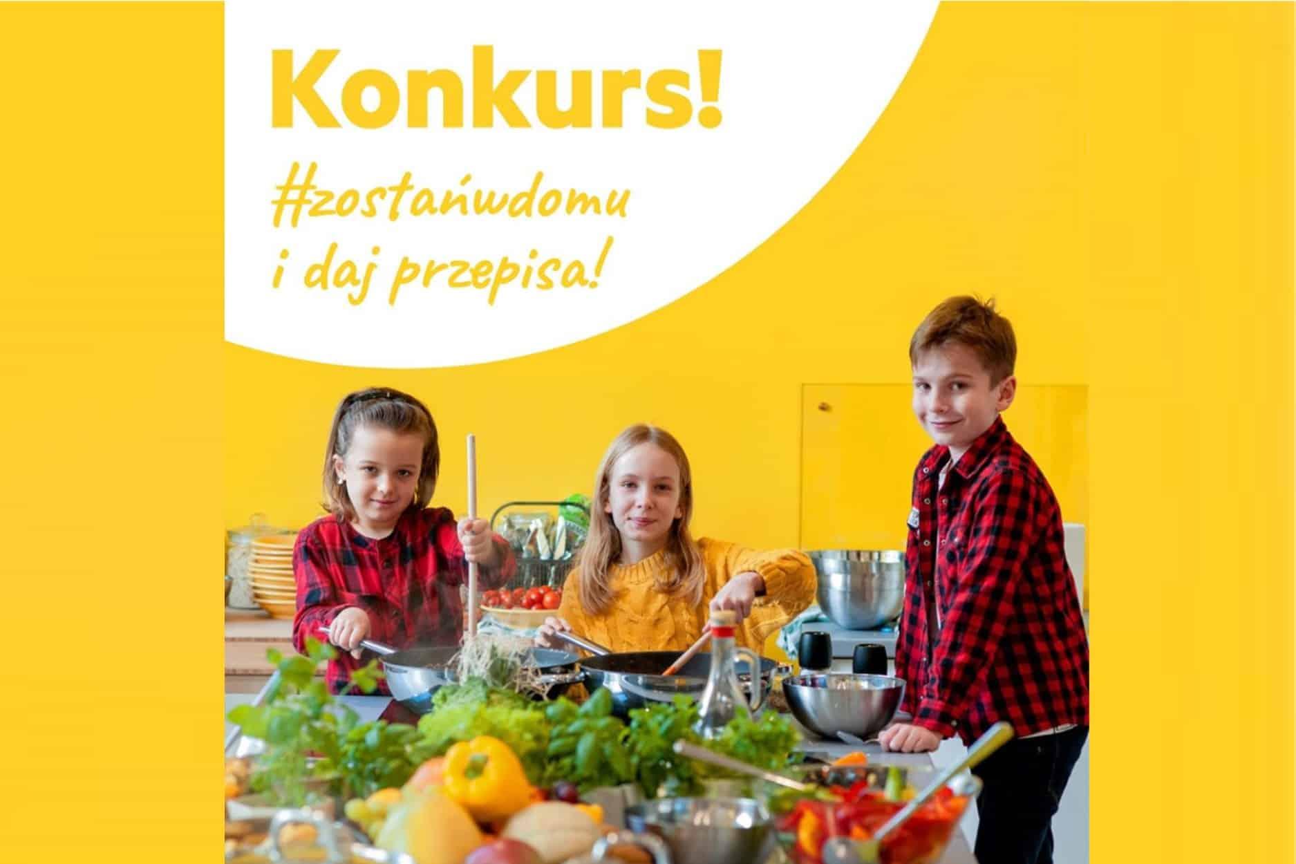 Zostań w domu i daj przepisa | granty.pl – portal o dotacjach