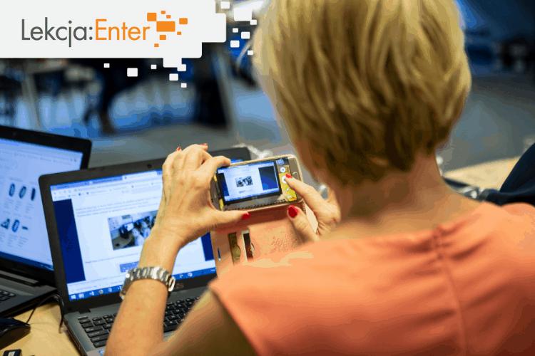Lekcja:Enter zaprasza do aplikowania o granty na szkolenia dla nauczycieli