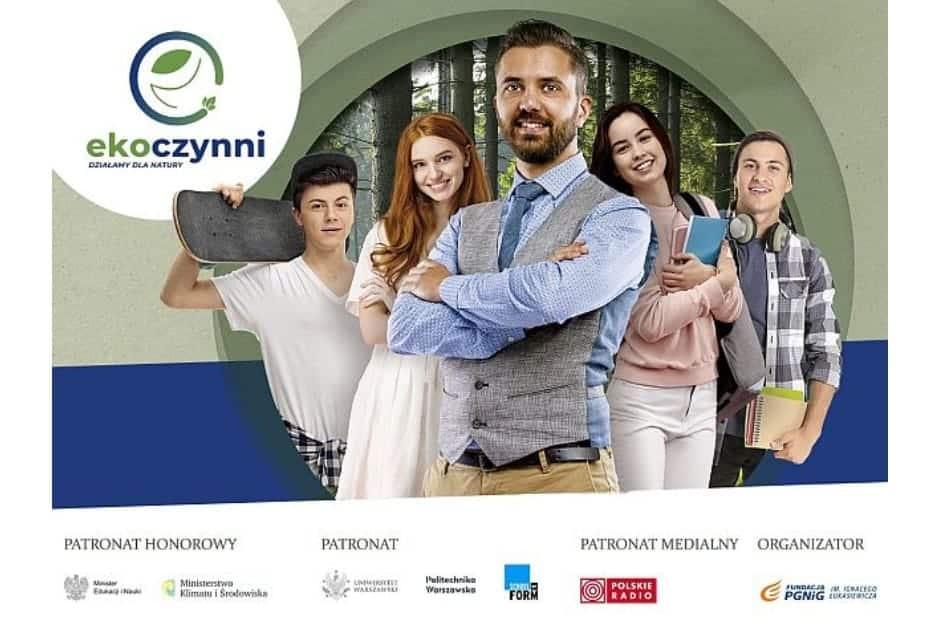 EKOczynni – program edukacyjno-ekologiczny dla szkół średnich