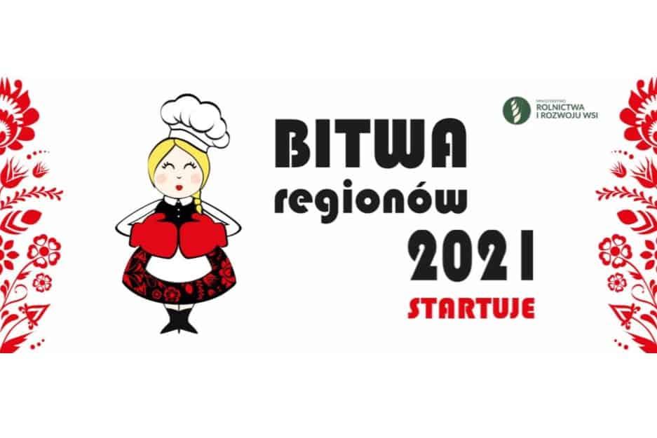 """Konkurs kulinarny """"Bitwa Regionów"""" w nowej odsłonie"""
