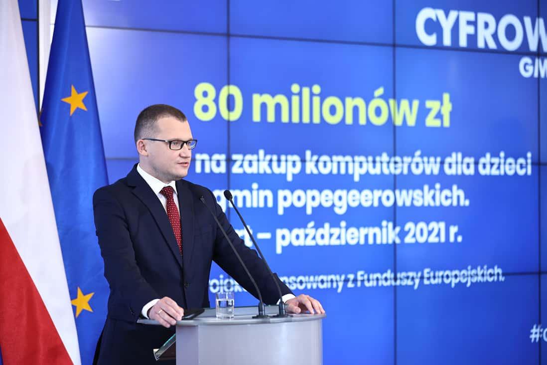 Źródło: Ministerstwo Spraw Wewnętrznych i Administracji, gov.pl.